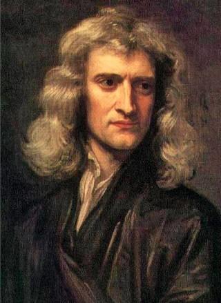 Isaac Newton (1642-1727). Desarrolló la mecánica y el cálculo.