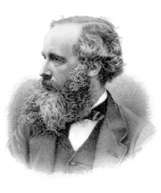 James Clerk Maxwell (1831-1879). Formuló las ecuaciones que describen el electromagnetismo.