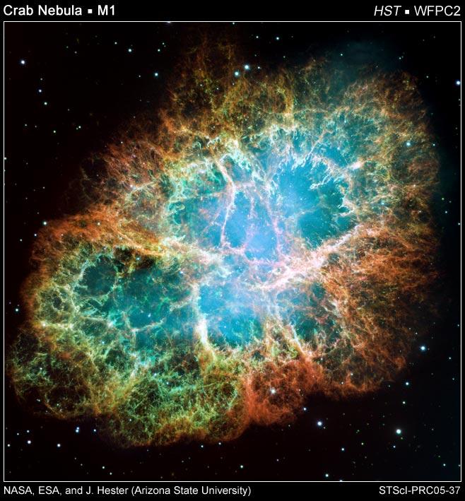 Remanente de supernova, así se crea el polvo de estrellas