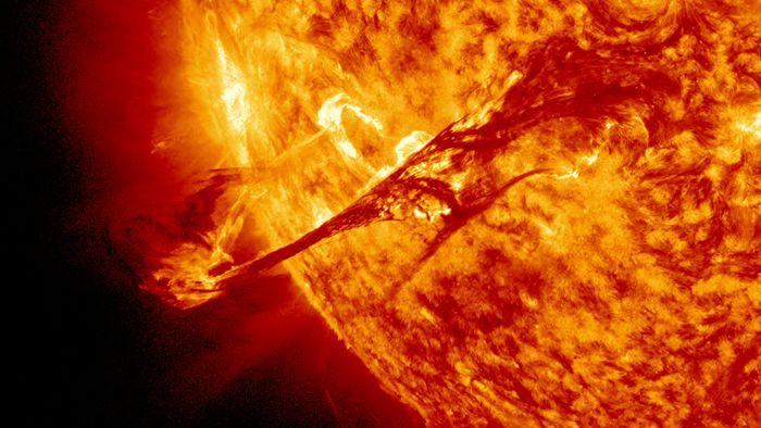 Episodio 31. Plasmas cósmicos, tormentas solares y auroras