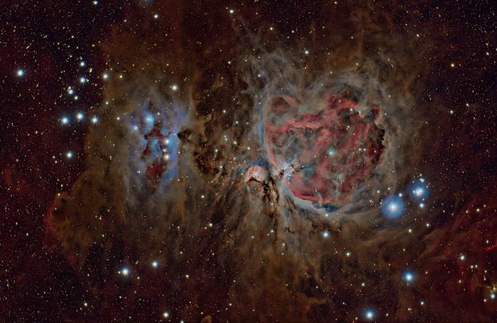 Imagen Capturada y procesada por Carlos Milovic astrophoto.cl