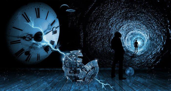 Astronomía y algo más. Podcast. Ricardo García. De la relatividad y los viajes en el tiempo hasta cómo encontrar múltiples dimensiones