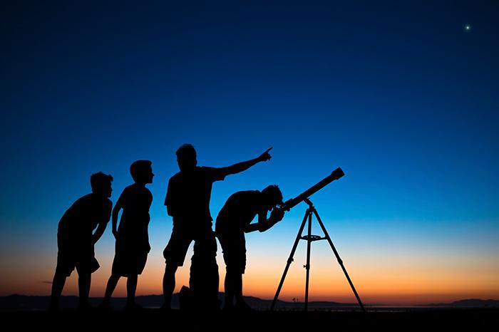 Introducción a la astronomía amateur