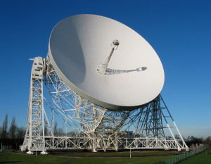 Telescopio Lovell En Jordell Bank